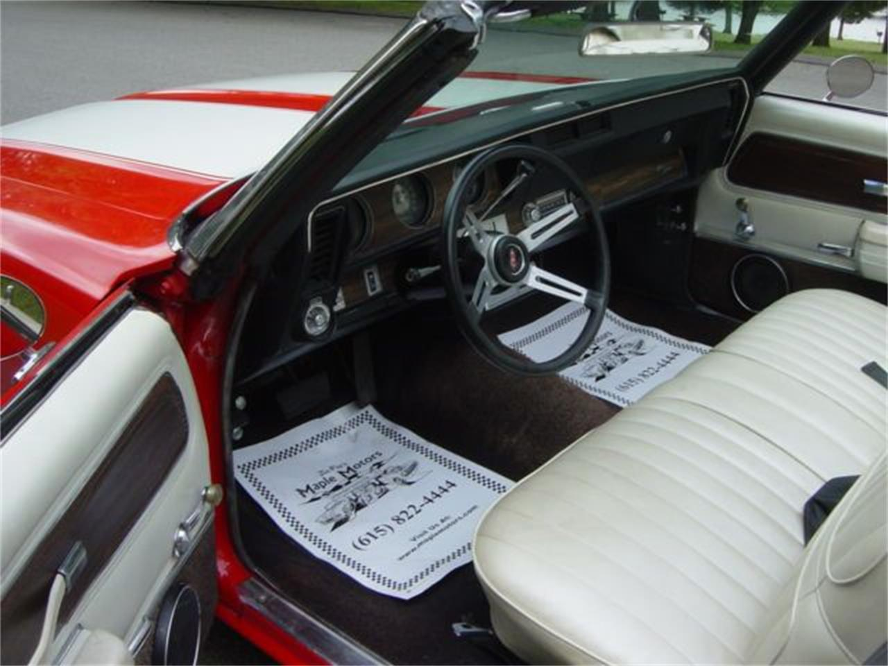 Large Picture of '71 Cutlass - NRN1