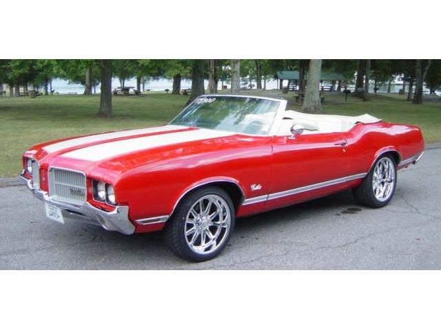 Picture of Classic 1971 Cutlass located in Hendersonville Tennessee - $19,900.00 Offered by  - NRN1