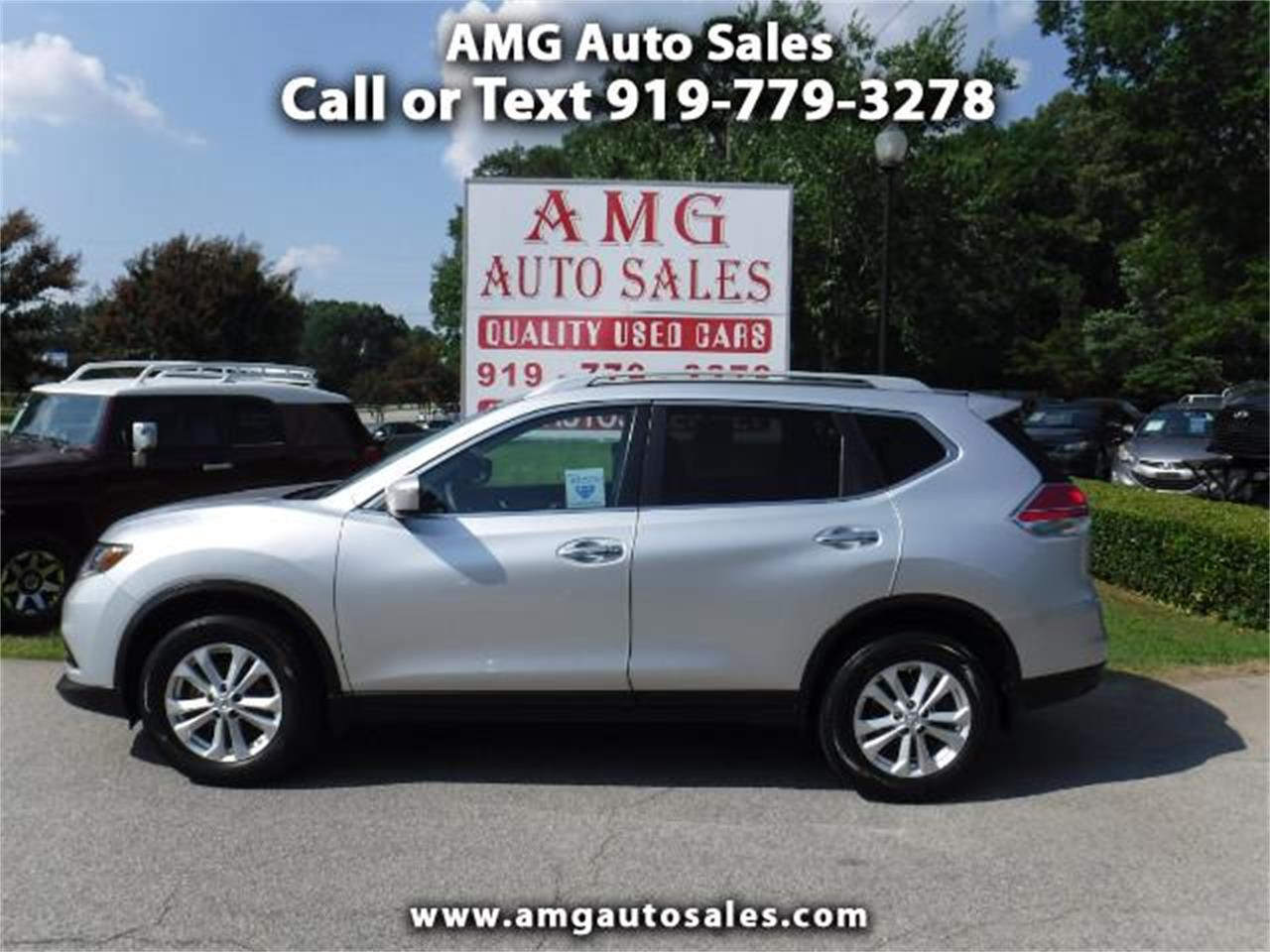 2014 Nissan Rogue For Sale >> For Sale 2014 Nissan Rogue In Raleigh North Carolina