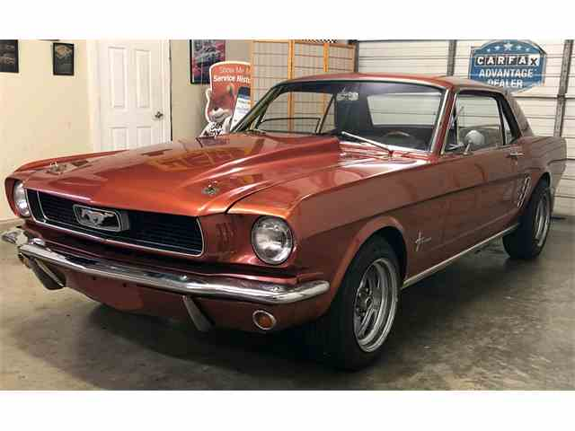 Picture of '66 Mustang - NROQ
