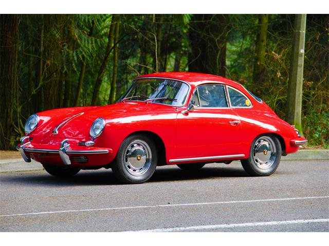 Picture of Classic 1964 Porsche 356SC located in Oregon - $125,000.00 - NROY