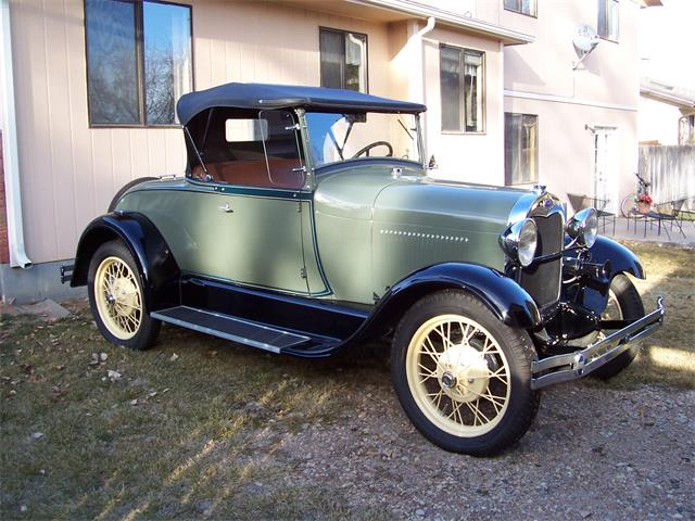 Picture of '29 Model A located in Colorado - NRP3