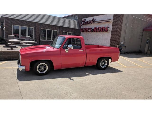 Picture of '87 GMC Sierra located in Annandale Minnesota - NRPA