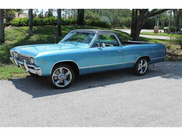 Picture of '67 El Camino - NRPP