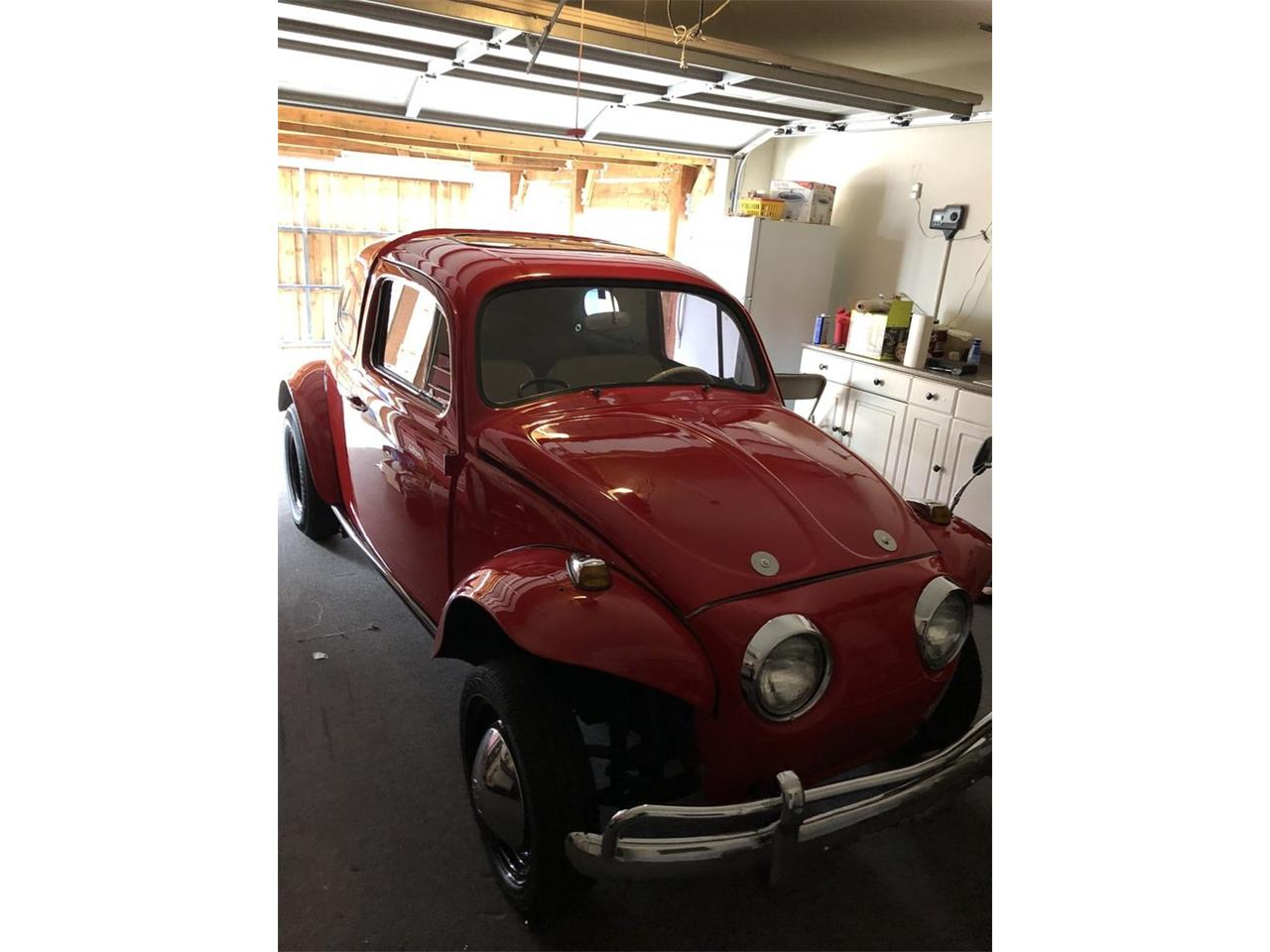 Large Picture of '62 Volkswagen Baha Beetle Auction Vehicle - NRPQ