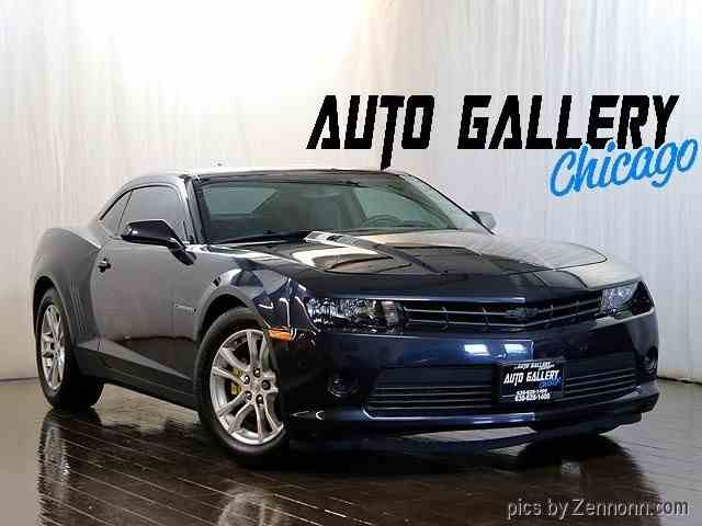 Picture of '14 Camaro - NRQS