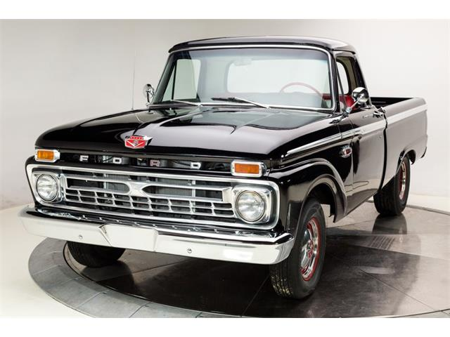Picture of '66 F100 - NLGP