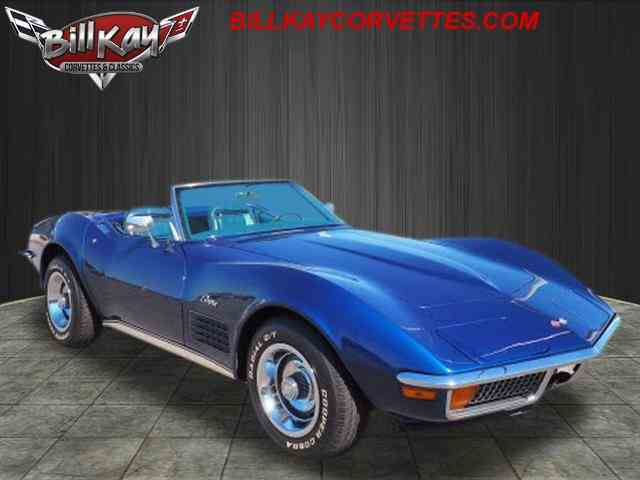 Picture of '72 Corvette - NRR4