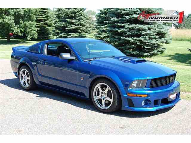 Picture of '06 Mustang - NRRA