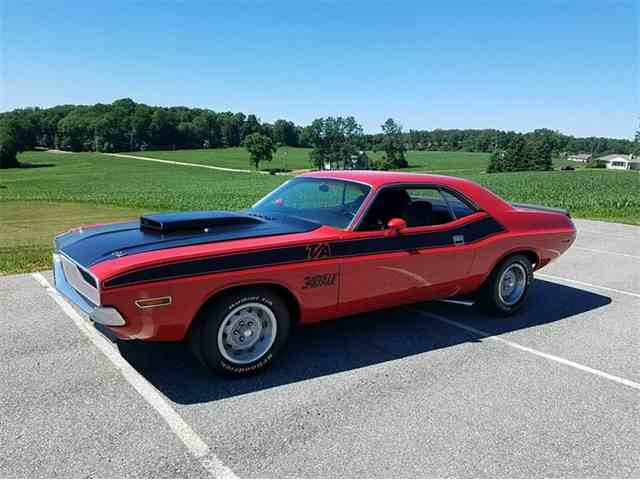 Picture of '70 Challenger - NRRI