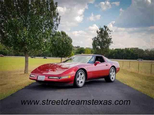 Picture of '91 Corvette - NRRM