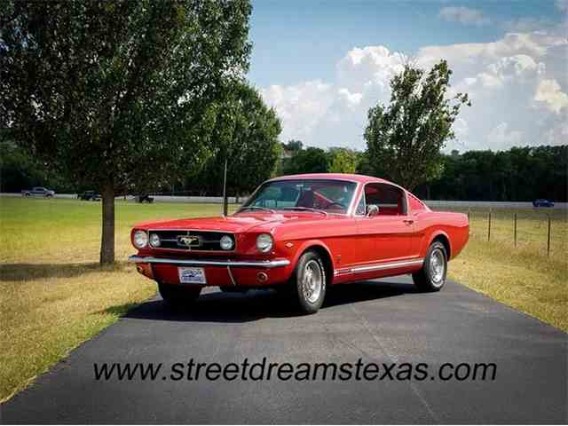 Picture of '65 Mustang - NRRS
