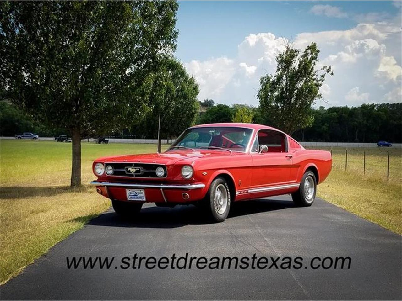 Large Picture of Classic '65 Ford Mustang located in Texas Offered by Street Dreams Texas - NRRS