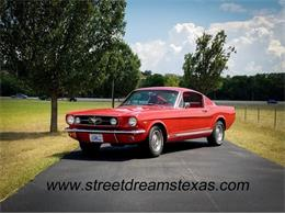 Picture of Classic '65 Mustang located in Fredericksburg Texas - $38,500.00 Offered by Street Dreams Texas - NRRS
