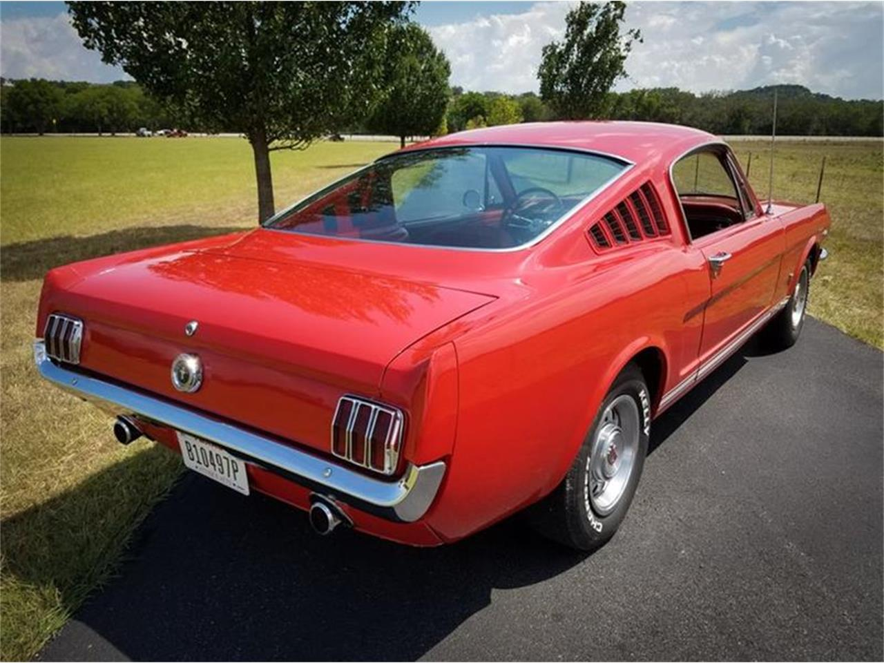 Large Picture of '65 Mustang located in Texas - $38,500.00 Offered by Street Dreams Texas - NRRS