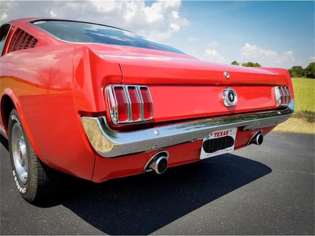 Large Picture of '65 Mustang located in Texas - NRRS