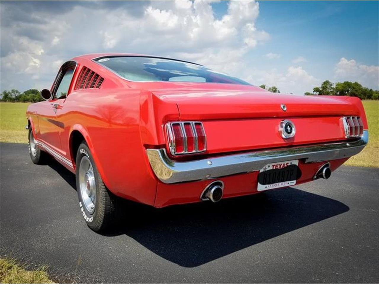 Large Picture of 1965 Ford Mustang located in Fredericksburg Texas - $38,500.00 - NRRS