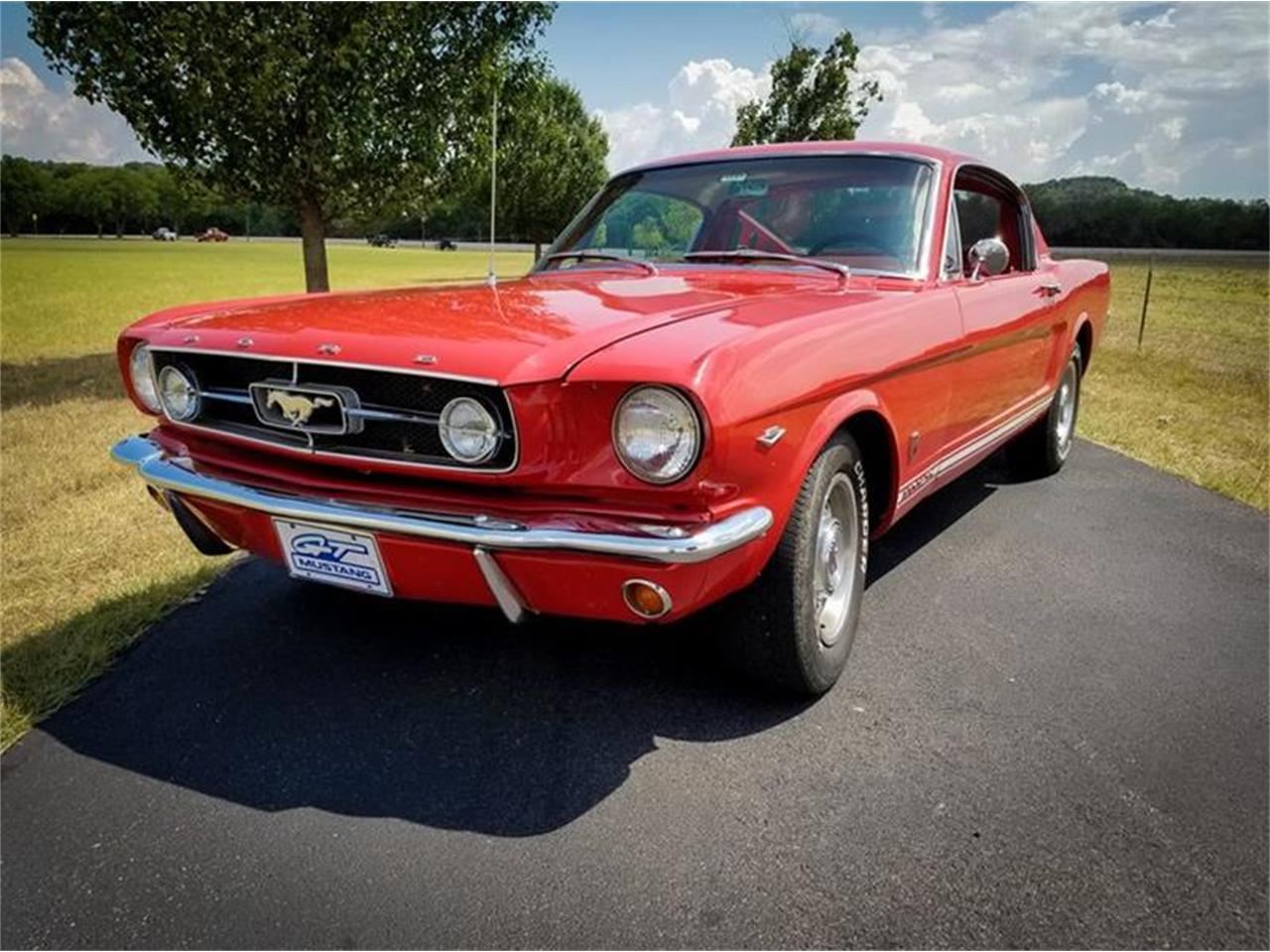 Large Picture of '65 Mustang located in Fredericksburg Texas - $38,500.00 - NRRS