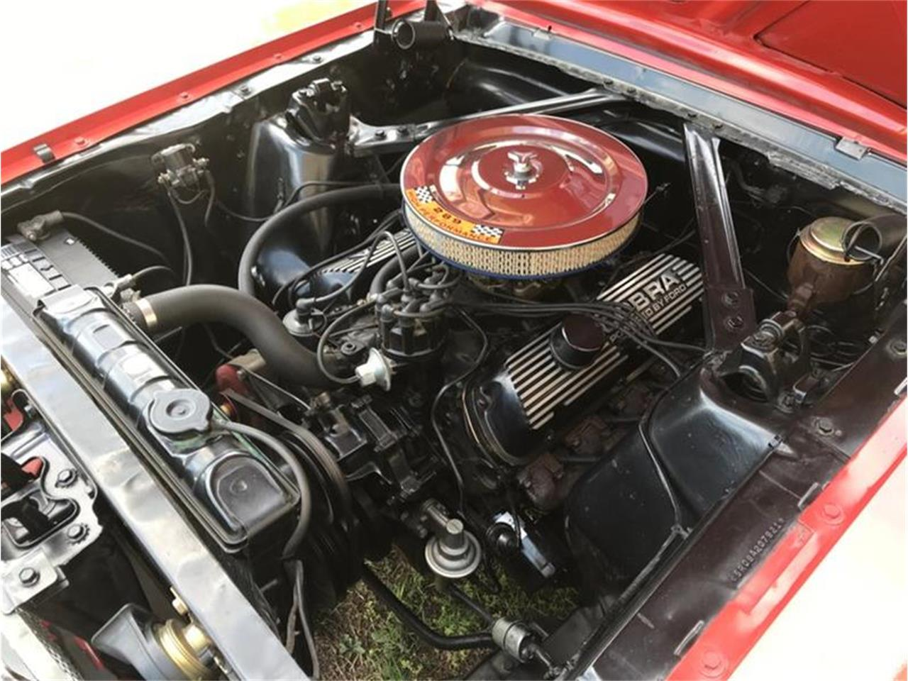 Large Picture of 1965 Ford Mustang located in Texas - $38,500.00 Offered by Street Dreams Texas - NRRS