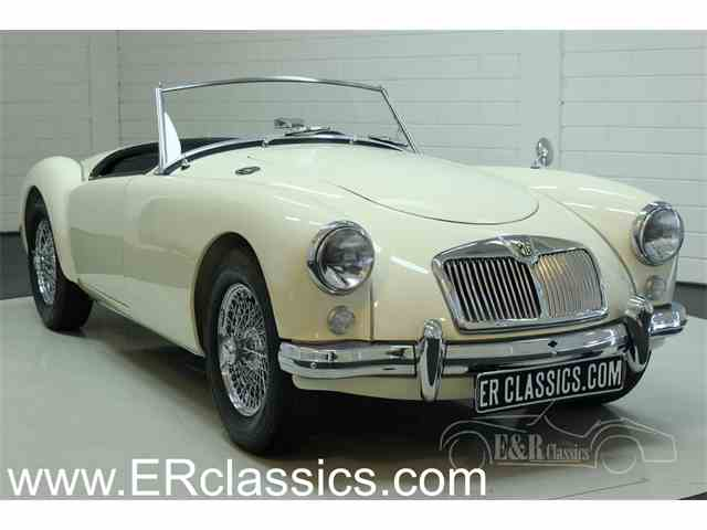 Picture of '58 MGA - NRRY