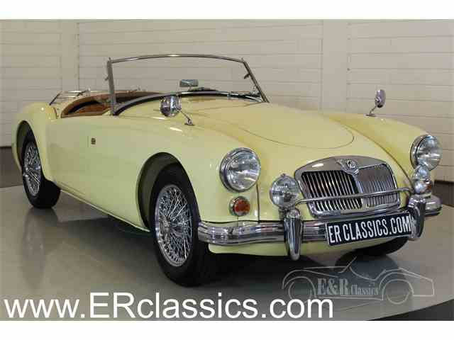 Picture of '59 MGA - NRSB