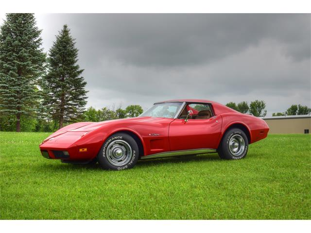 Picture of '74 Chevrolet Corvette located in Watertown Minnesota - $13,000.00 Offered by  - NRSN