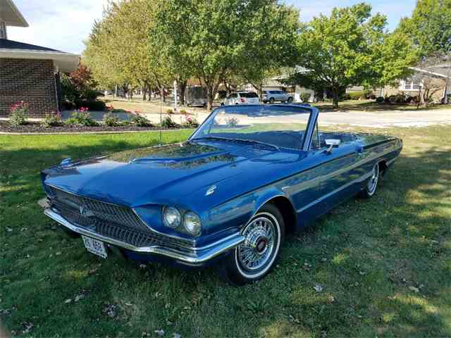 Picture of '66 Thunderbird - NRSO