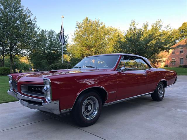 Picture of '66 GTO - NRSU