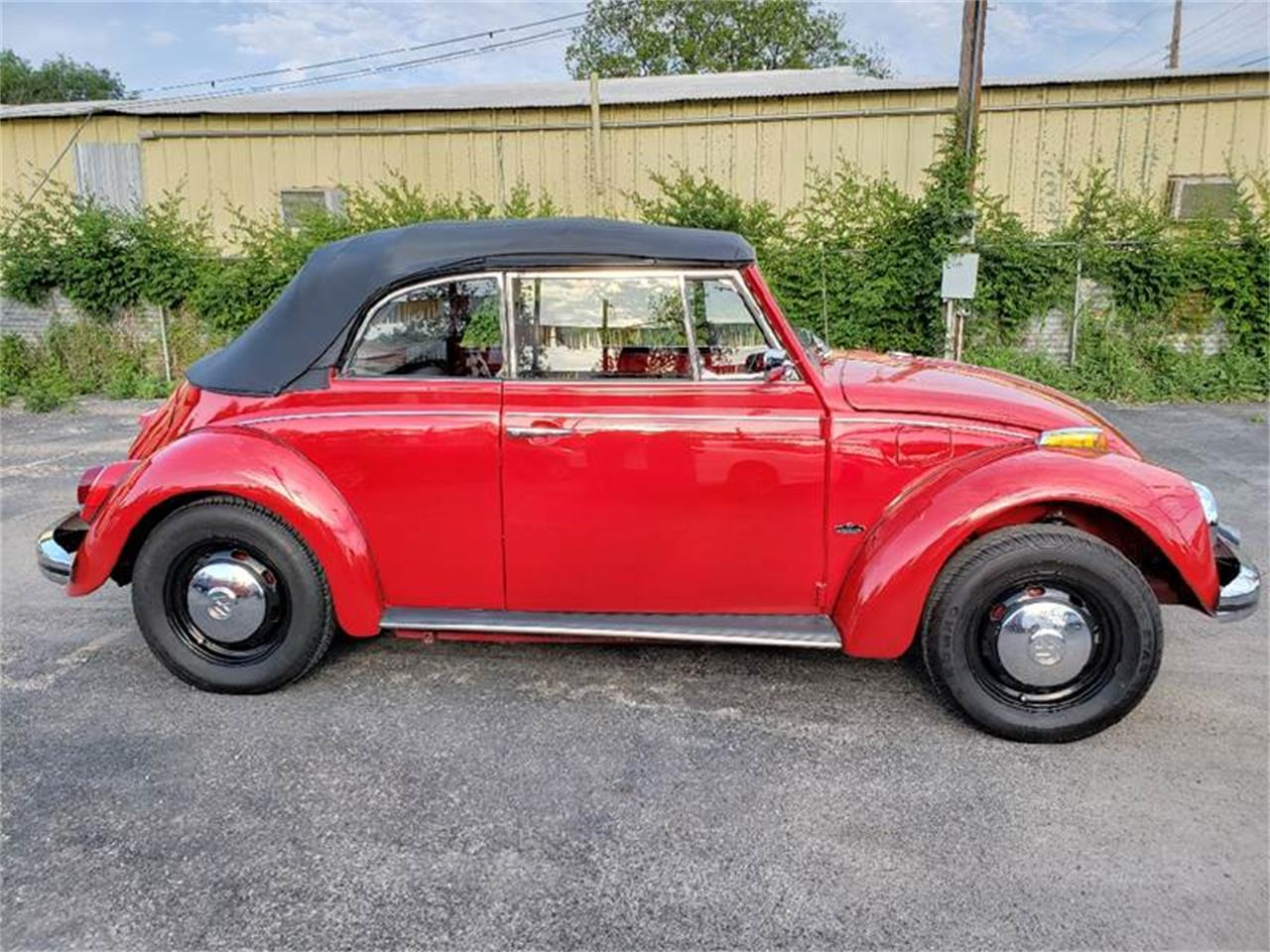 Large Picture of '72 Beetle - NRSX