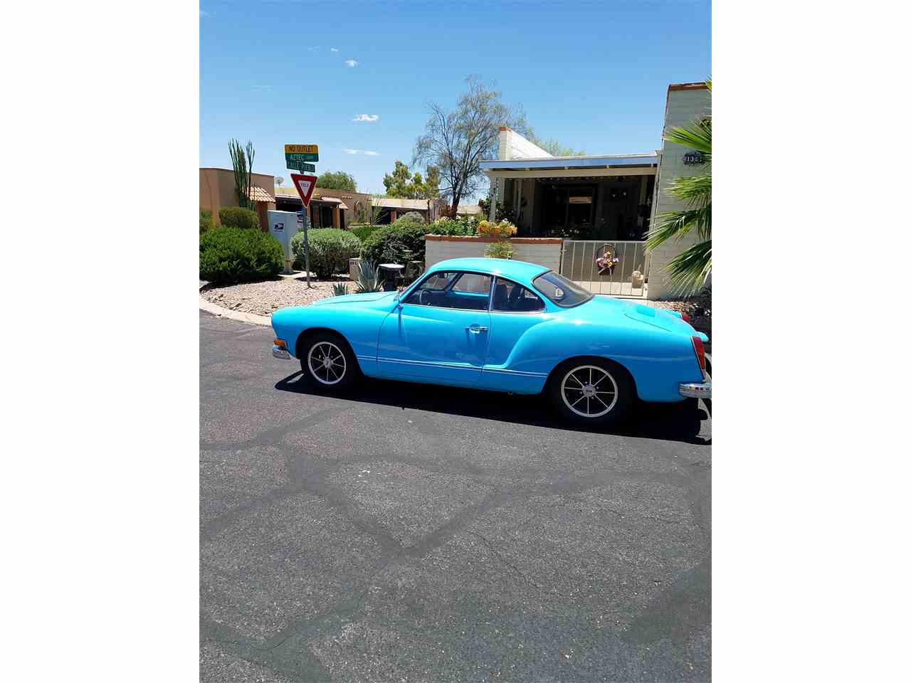 Large Picture of '74 Karmann Ghia - NRT4