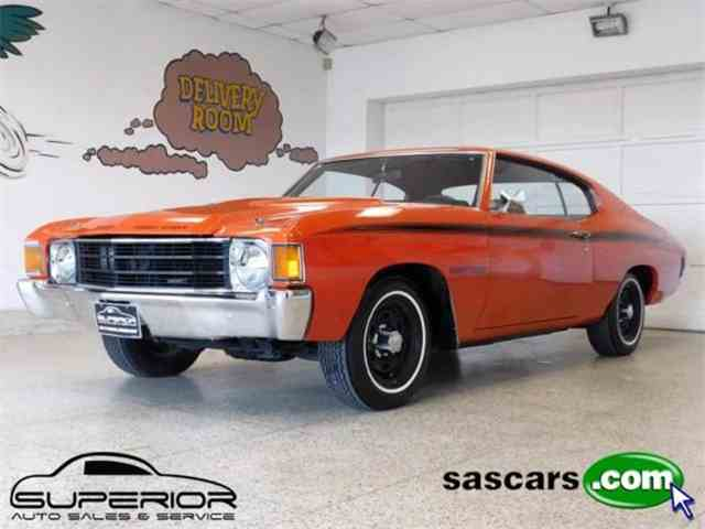 Picture of '72 Chevelle - NRT7