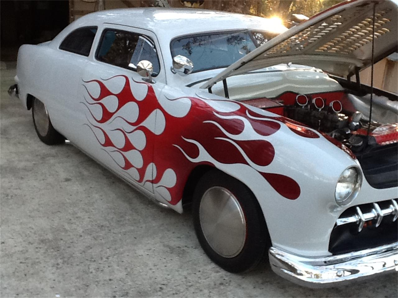 Large Picture of Classic 1951 Ford Coupe located in Boerne Texas - NRTD
