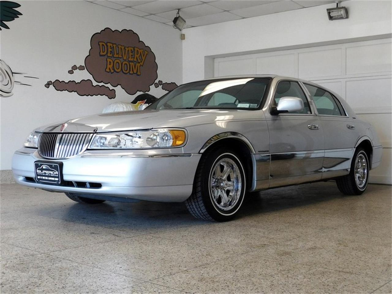 1998 Lincoln Town Car For Sale Classiccars Com Cc 1109150