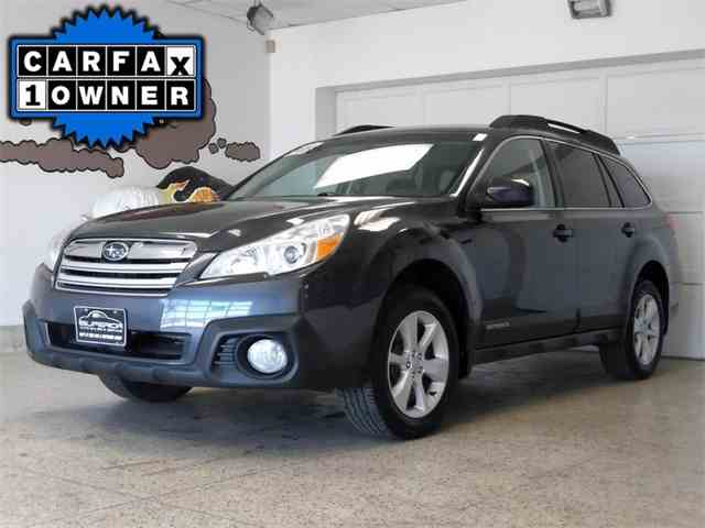 Picture of '13 Outback - NRTT