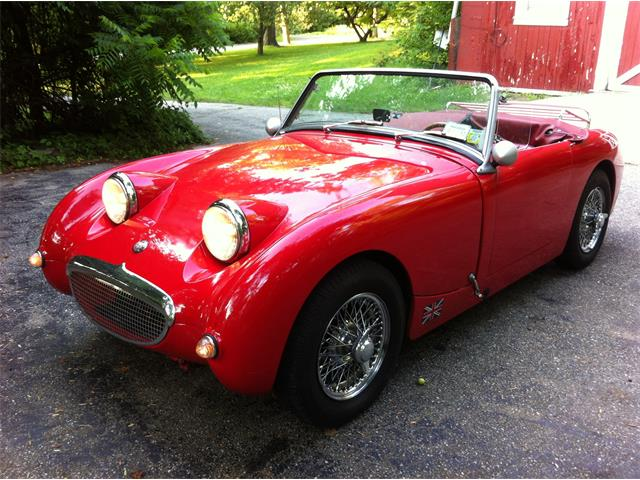 Picture of Classic 1958 Austin-Healey Sprite - NRTY