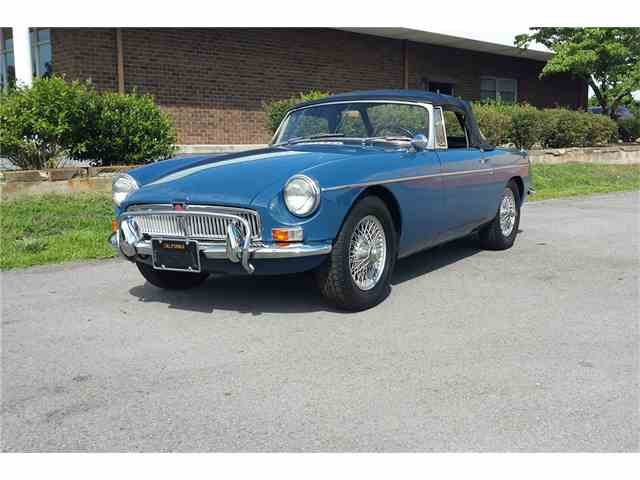 Picture of Classic '67 MG MGB Auction Vehicle - NKU4