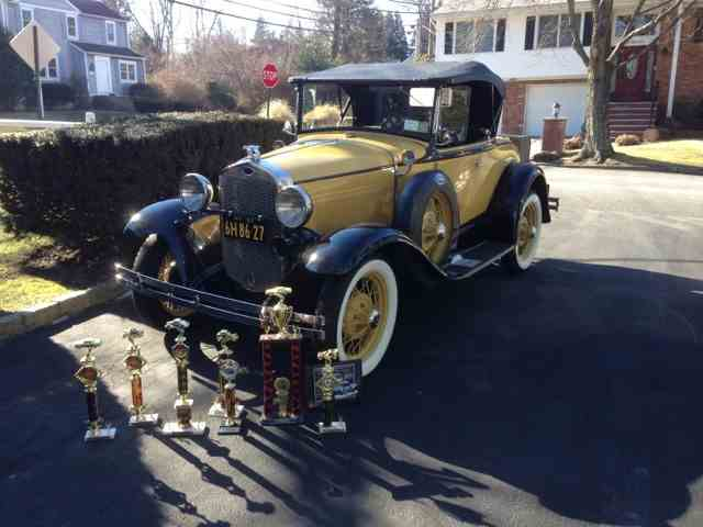Picture of '30 Model A - NRV4