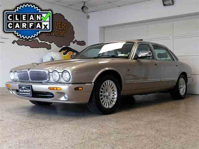 Picture of '98 XJ8 - NRV8
