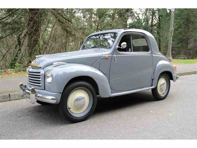Picture of '51 Topolino - NRVP