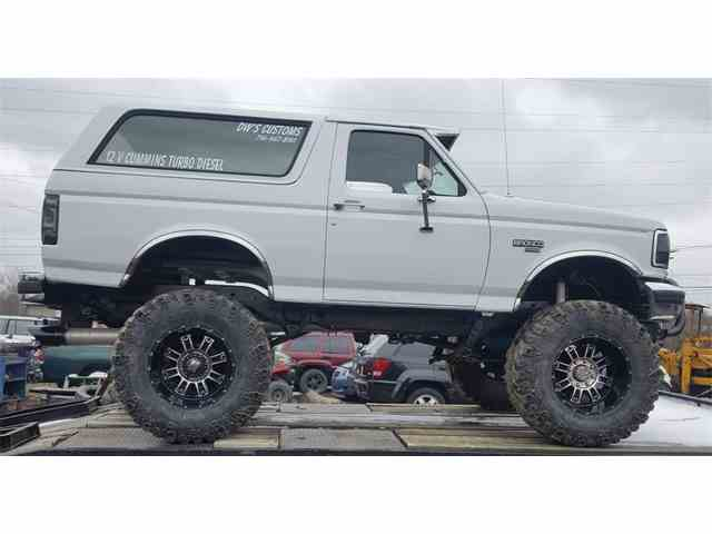 Picture of '93 Bronco - NLH7