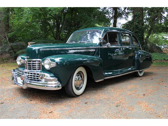 Picture of 1946 Lincoln Sedan - $34,995.00 - NRVZ