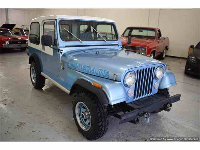 Picture of '83 CJ7 - NRW4