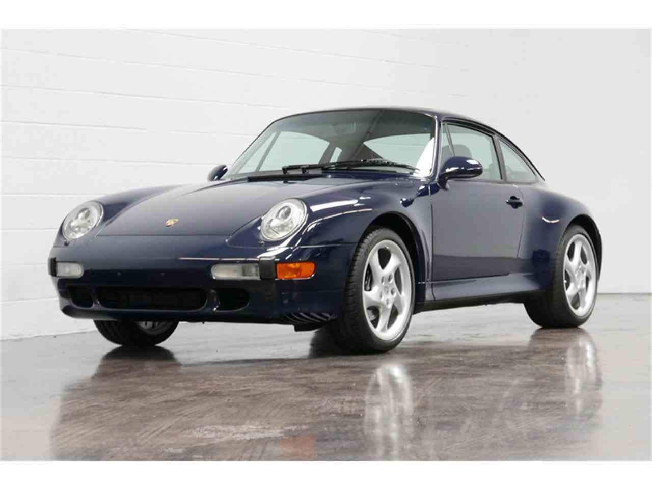 1998 porsche 911 for sale cc 1100927. Black Bedroom Furniture Sets. Home Design Ideas