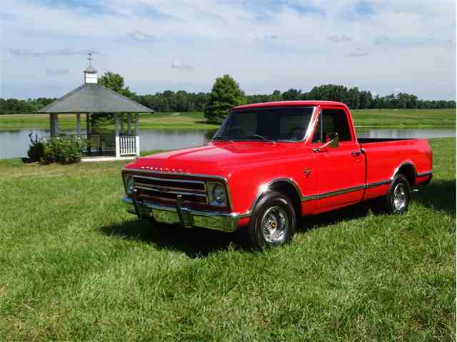 Picture of '67 C10 - NRXX