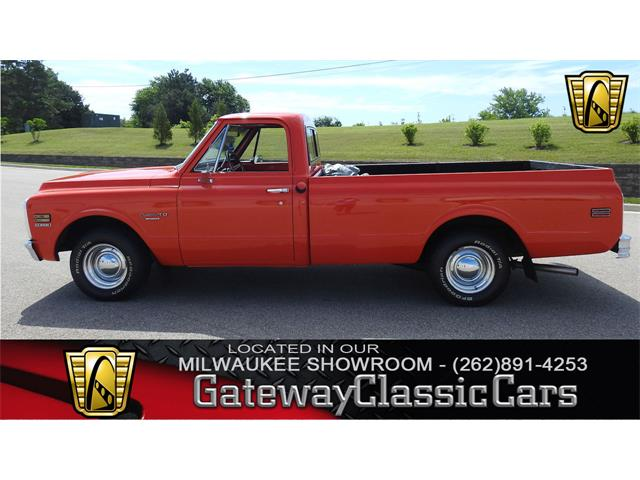 Picture of '72 C10 - NRY3
