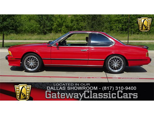 Picture of '88 M6 located in DFW Airport Texas - NRYC