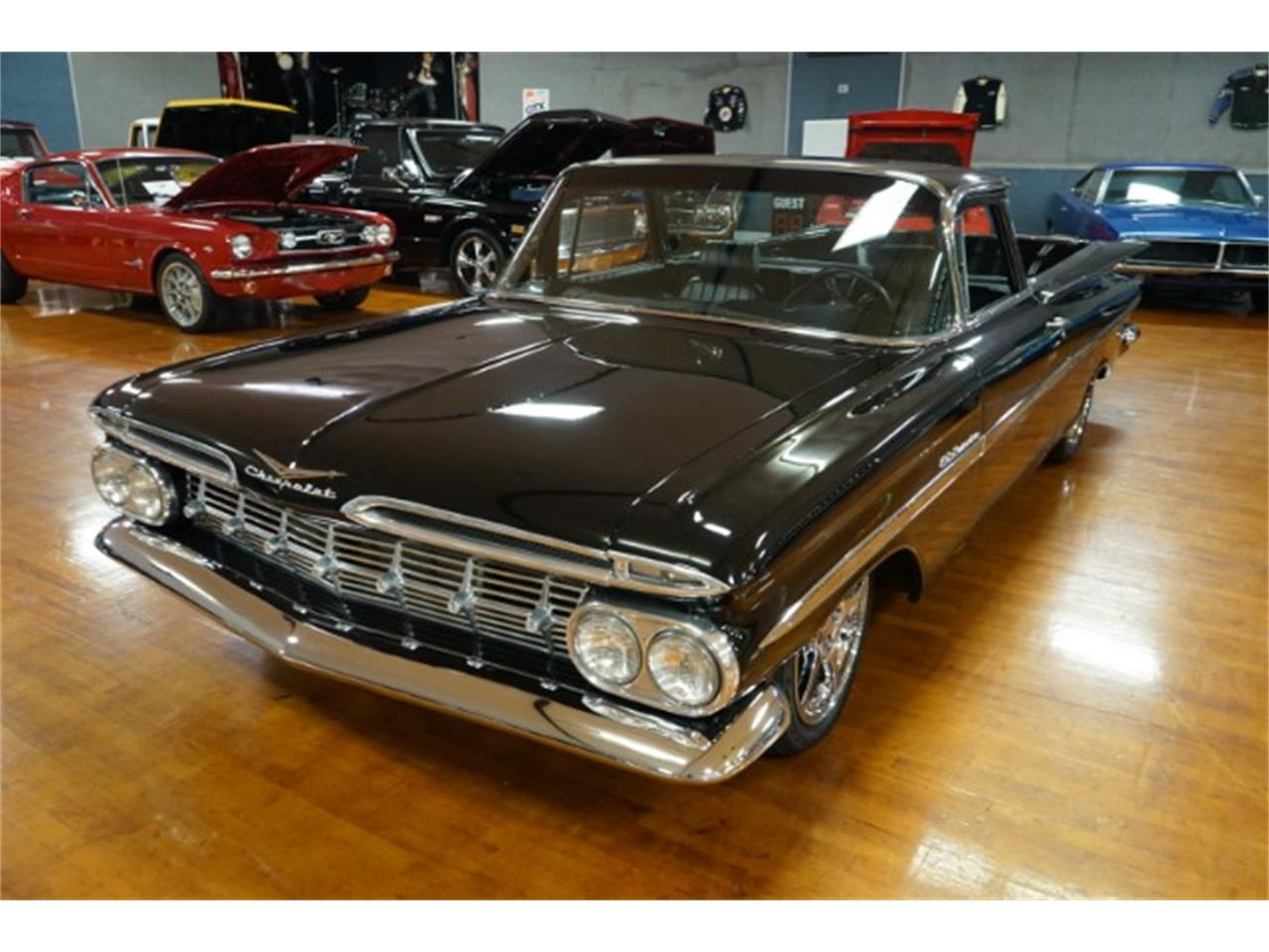 Large Picture of '59 El Camino - NRYF