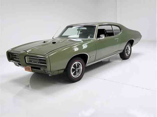 Picture of '69 GTO - NRYK