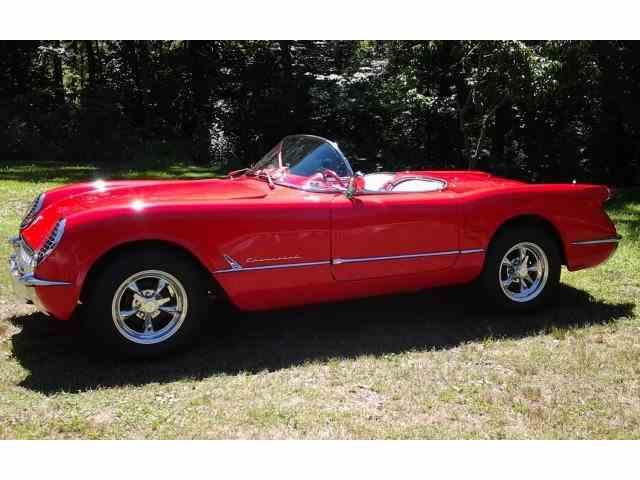 Picture of '53 Corvette - NRZ2