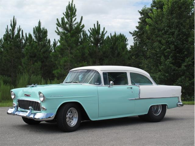 Picture of Classic 1955 Bel Air located in Ocala Florida - $54,999.00 Offered by  - NRZC